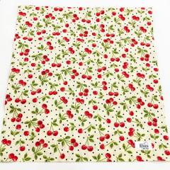 Trilho de mesa grande cerejinhas coleção Cherry