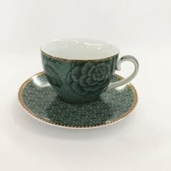 Xicara de chá verde Spring to Life